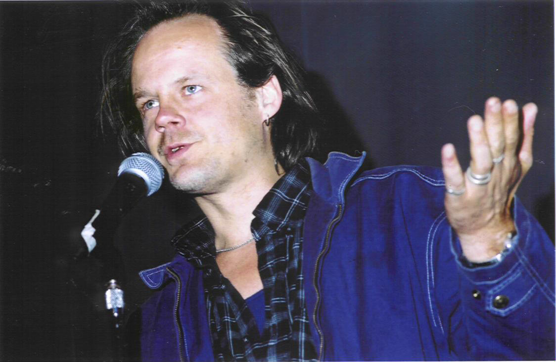 larry fessenden wife