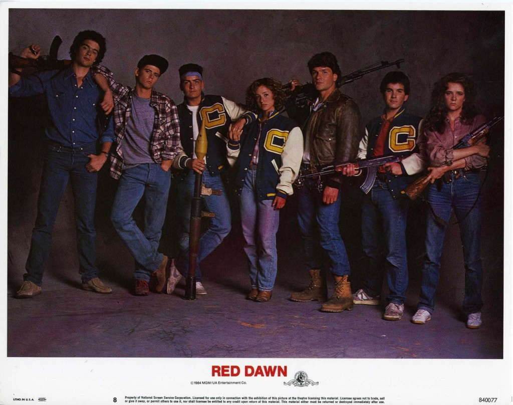 reddawn1984team