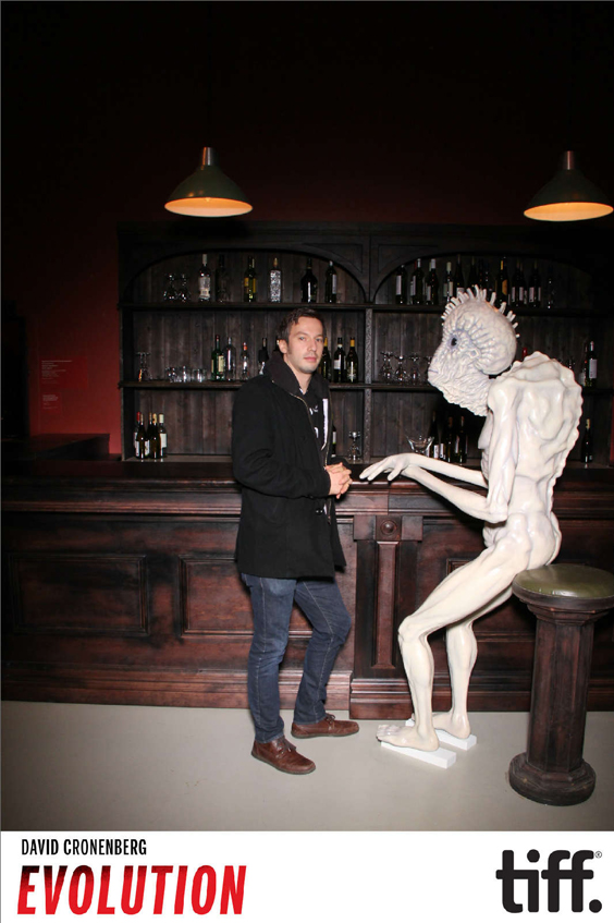 Dave with Mugwump 1