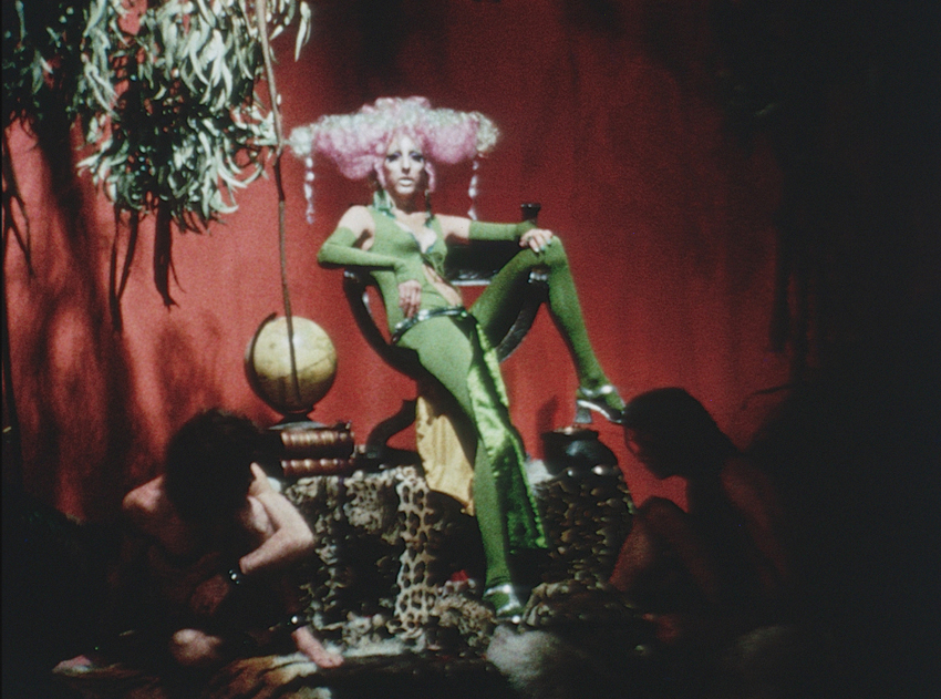 LUMINOUS PROCURESS (Steven Arnold, USA 1971)
