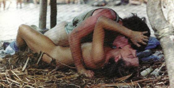 Seychelles girl having porno
